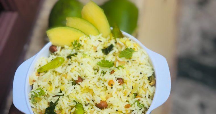 Mango rice / Mavinkayi Chitranna