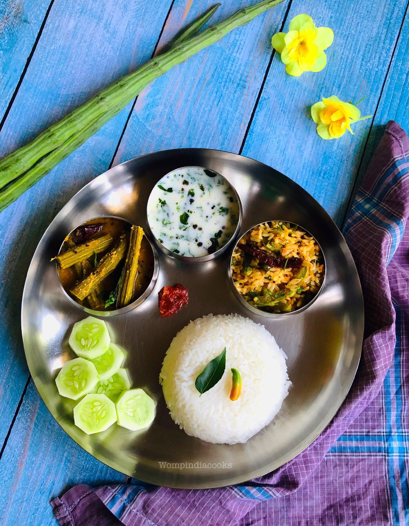 Drumstick Sambar |Nuggekai sambar |Drumstick sambar recipe